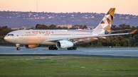 Etihad Airways Airbus A330 Engine Shuts Down in Flight