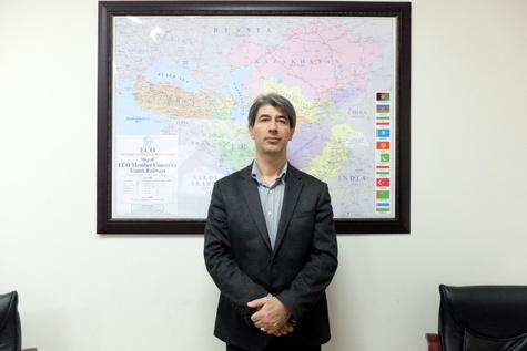 مصاحبه اختصاصی با مدیرکل دفتر ترانزیت و حمل و نقل بینالمللی