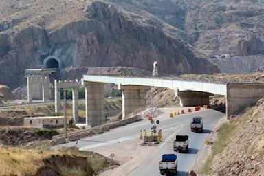 بهره برداری از طرح راه آهن قزوین- رشت در اردیبهشت سال ۹۷/ پیشرفت ۸۱ درصدی راه آهن قزوین- رشت