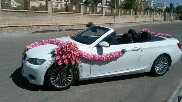 توقیف خودروی عروسی و بازداشت گلفروش متخلف