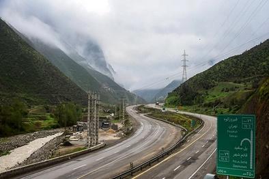آخرین وضعیت فاز دوم آزادراه تهران شمال+جزئیات