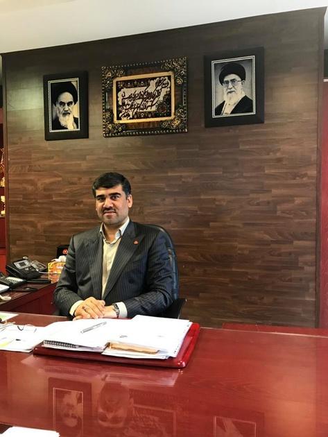 مدیریت جدید شعب بانک ملت استان البرز معرفی شد