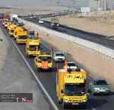 آمادگی راهداری تابستانه با ۶۰ اکیپ راهداری در سطح جاده های استان اصفهان