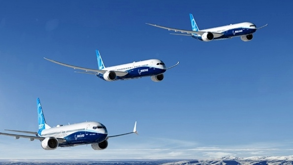 Boeing delivers 806 commercial aircraft in 2018