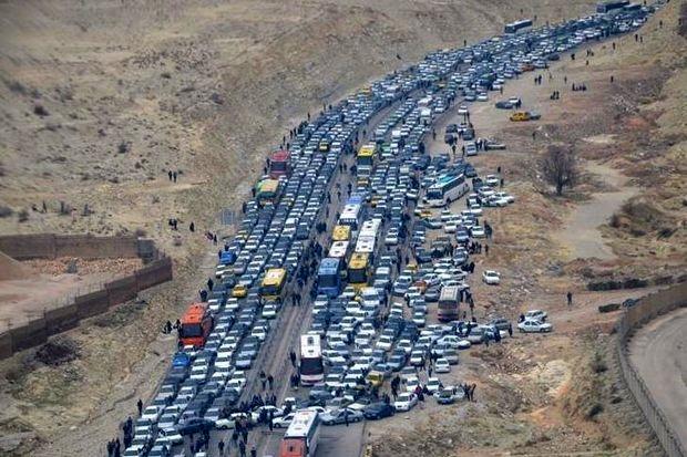 جاده ایلام-مهران در اربعین امسال شرایط بهتری دارد؟