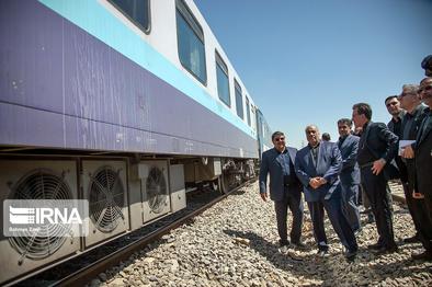 پروژه راهآهن کرمانشاه به خسروی ۱۷۰۰ میلیارد تومان اعتبار نیاز دارد