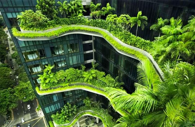 تاثیر فاصله گذاری اجتماعی در طراحی ساختمانهای آینده