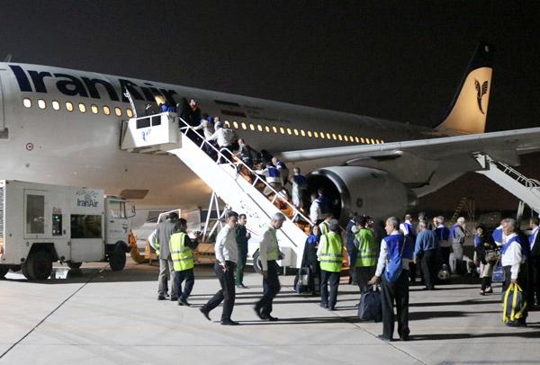 اعزام 4 هزار زائر خانه خدا از فرودگاههای کشور