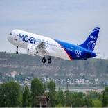 MC-21 Aircraft Has Flown Nonstop from Irkutsk to Zhukovsky