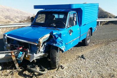 تصادفات جاده ای در کردستان با تلفات سنگین