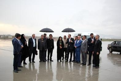 آمادگی شهردار تبریز برای همکاری در توسعه فرودگاه