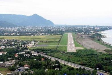 افتتاح باند جدید فرودگاه رامسر شاید وقتی دیگر