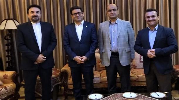 دیدار مدیرعامل سازمان بنادر و دریانوردی با سفیر ایران در ویتنام
