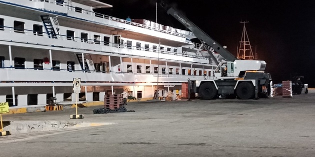 Philippines thwarts human smuggling on cruise ship in Bataan