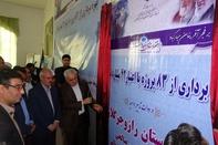 محورداشلی قلعه -راستقان – قره باطر در رازو جرگلان افتتاح شد