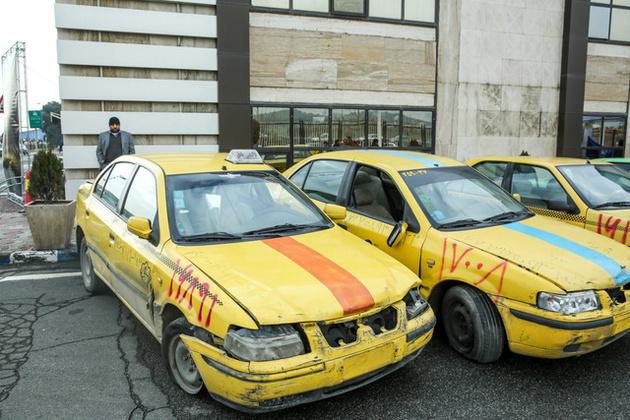 افزایش تسهیلات 50 میلیونی برای نوسازی تاکسیهای فرسوده