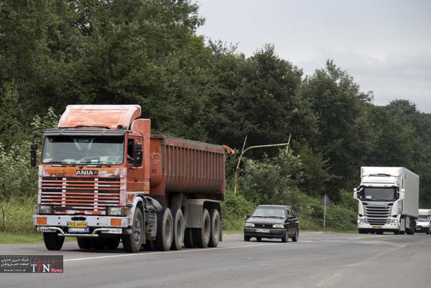 فرار ۳۰ تا ۴۰ درصدی بارنامهای از سوی کامیونداران