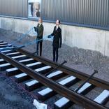 New Swedish port railway breaks ground