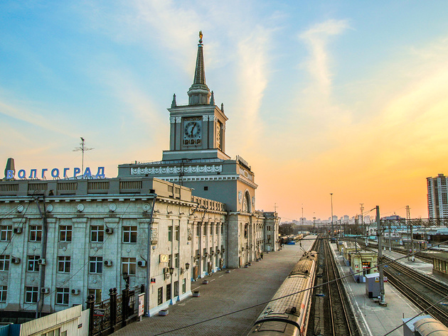 Volgograd airport link to be ready for kick-off