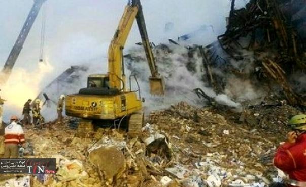 گمکردن ریشههای فاجعه پلاسکو