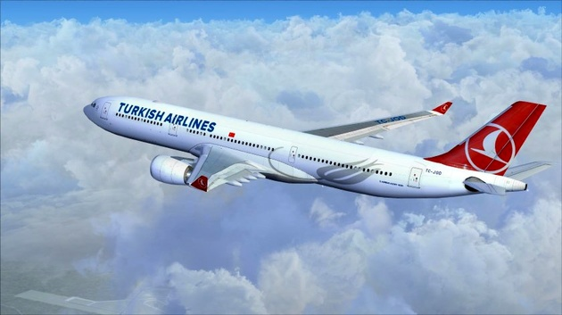 Turkish Airlines Looking At Equity Investments In Asia