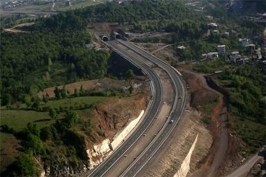 کاهش 65کیلومتری مسیر با بهرهبرداری از آزادراه تهران شمال