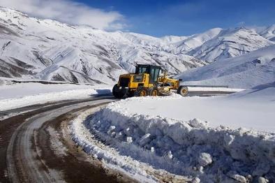 دغدغه مسدودی راههای استان زنجان در زمستان