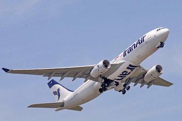 افزایش ۱۰۰ درصدی پروازهای خارجی نسبت به سال گذشته