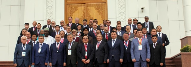 Transport leaders gather in Tashkent to advance regional connectivity