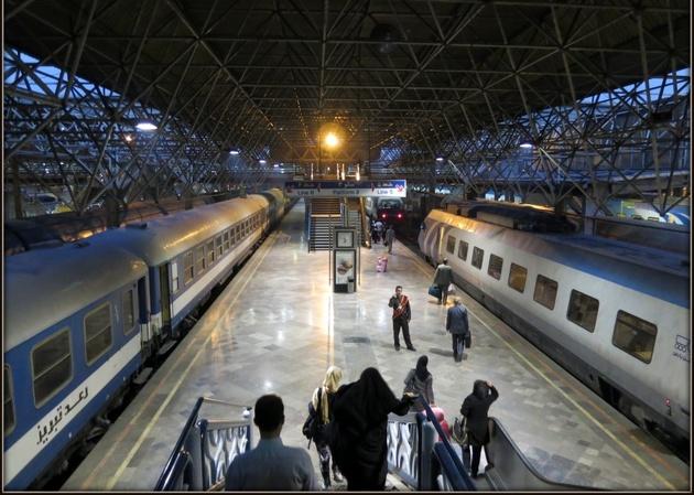پیشفروش اینترنتی بلیت قطارهای نوروزی آغاز شد