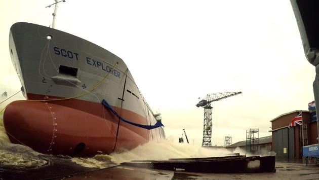 Scot Explorer Launched
