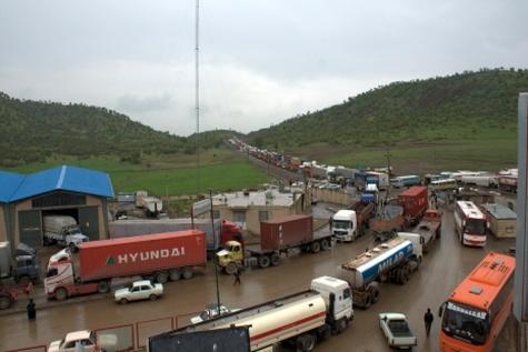 فعالیت 15 هزار کامیون در جابجایی محصول پائیزه گلستان