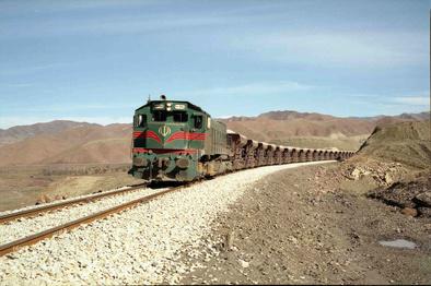 زمینه حمل ارزانتر و سریعتر مصالح از طریق راه آهن رشت- قزوین فراهم شد