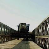 بهرهبرداری از پل ارتباطی روستای سیلزده «چممهر»