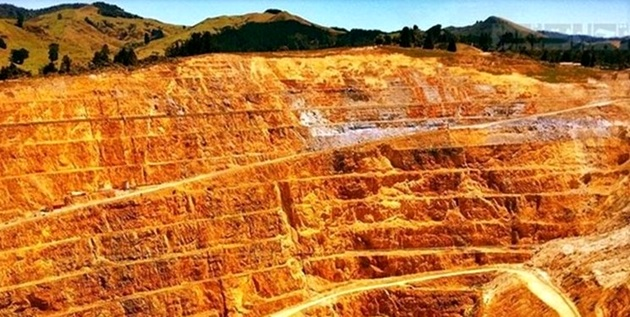 استحصال 1000 تن طلا در سال از بزرگترین معدن طلای خاورمیانه