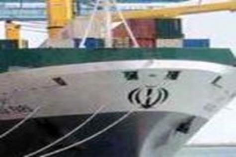 رکورد حمل کالا در کشتیرانی دریای خزر شکسته شد