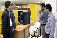به روزسانی نمایشگرهای سیستم رادار فرودگاه بین المللی شیراز