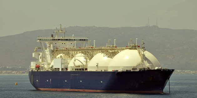 EIA: Europe's LNG imports increased