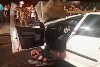 مرگ راننده پژو 206 در بزرگراه یادگار امام