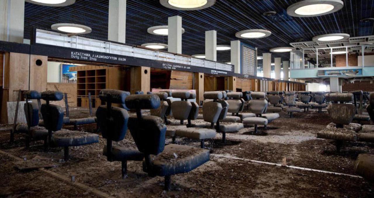 فرودگاه بینالمللی نیکوزیا، (قبرس)