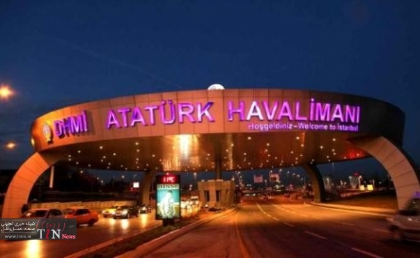 Shots fired at Istanbuls Ataturk Airport, two men detained: TV