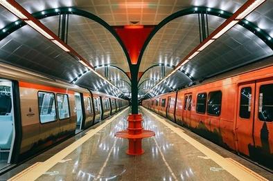شارژ کارت مترو استانبول با زباله
