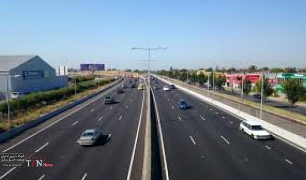 ◄ پیشرفت ۵۰ درصدی در قطعه پنجم آزادراه تهران شمال