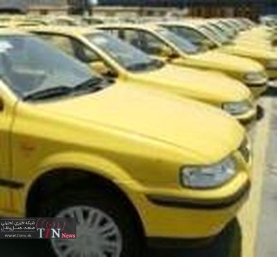 تجهیز تمام تاکسیهای ارومیه به تاکسیمتر