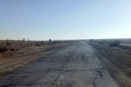 فیلم| جادههای خراب و خسارتی که به کامیونها وارد میشود