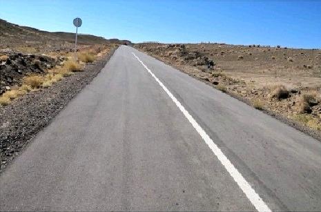 افتتاح پروژه احداث وآسفالت راه روستایی شهرستان نهبندان