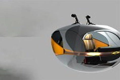 گزارش تصویری / تاکسیهای کابلی سال ۲۰۳۰