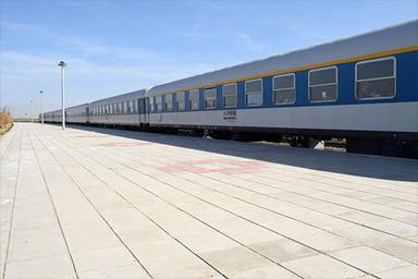 قطارهای کرمان-مشهد افزایش مییابد