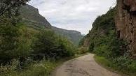 وضعیت نامناسب جاده ایروان؛ کرایه ها به صرفه نیست!
