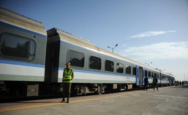 رتبه سوم راهآهن قم در جابهجایی مسافر